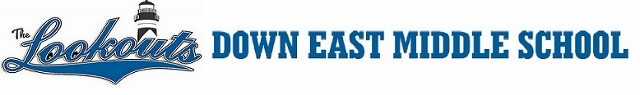 Down East Middle School  Logo
